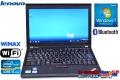 中古ノートパソコン レノボ THINKPAD X220 (4290-AG1) Core i5 2520M(2.50GHz) メモリ4G HDD320GB WiMAX WiFi Bluetooth Windows7