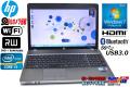 中古ノートパソコン HP ProBook 4530s Core i5 2430M(2.40GHz) メモリ4GB マルチ WiFi Bluetooth USB3.0 Webカメラ Windows7