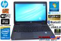 中古パソコン HP ZBook 15 Core i7 4800MQ(2.70GHz)  Windows7 64bit メモリ16G DVDマルチ 無線LAN Bluetooth USB3.0 モバイルワークステーション
