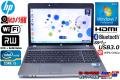 中古ノートパソコン HP ProBook 4530s Core i5 2430M(2.40GHz) メモリ4GB マルチ WiFi Bluetooth USB3.0 Webカメラ Windows7 WPS Office