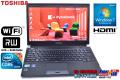 マルチ搭載 モバイル 中古ノートパソコン 東芝 dynabook RX3 TM240E/3HD Core i5 520M(2.40GHz) メモリ4GB WiFi  Windows7 64bit 薄型・軽量