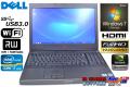 アウトレット Windows7 Ultimate 中古パソコン デル Presicion M4600 Core i7 2760QM(2.40GHz) メモリ8G マルチ WiFi Quadro搭載 モバイルワークステーション