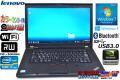 カラーセンサー搭載 レノボ THINKPAD W530 Core i7 3740QM(2.70GHz) メモリ8G WiFi マルチ NVIDIA Windows7 / 8 64bit モバイルワークステーション