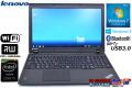Windows7 8 64bit 中古ノートパソコン レノボ THINKPAD L540 Core i5 4200M(2.50GHz) メモリ4G HDD500G WiFi マルチ USB3.0 Bluetooth