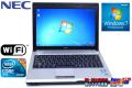 セール! Windows7 中古モバイルノート NEC VersaPro VK13M/BB-B 超低電圧版Core i5 560UM(1.33GHz) メモリ4G WiFi