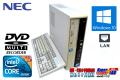 Windows10 NEC ��žʥ��ڡ����ѥ����� Mate MJ32M/L-B Core i5 650(3.2GHz) ����2G HDD500G DVD�ޥ��