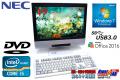 ���ò��� ��3����Core i5 19���磻�ɱվ����η��ѥ����� NEC Mate MK25T/GF-E Core i5-3210M (2.5GHz) ����2GB Windows7 USB3.0 �ߴ����ե�����