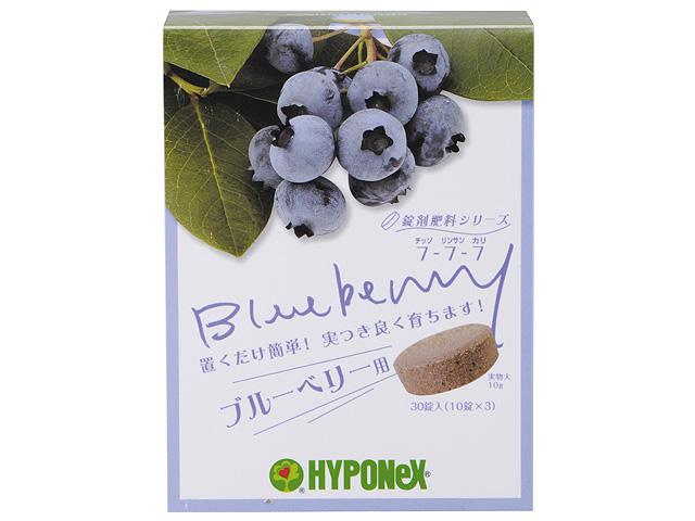 錠剤肥料シリーズブルーベリー30錠