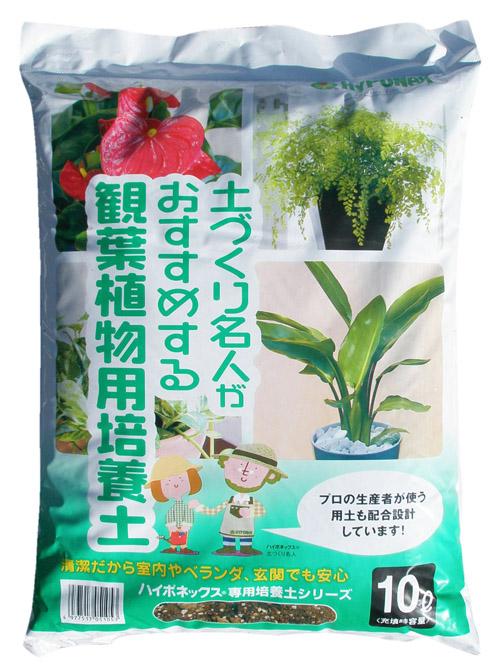観葉植物用培養土