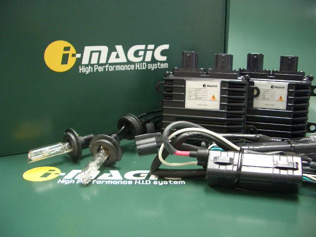 i-magic HID system 55wVersion 6000K