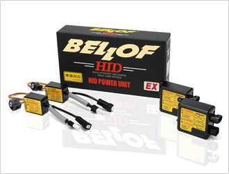 BELLOF H.I.Dパワーユニット スペックEX【AJB000】
