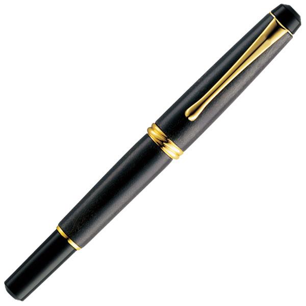 【お取り寄せ】くれ竹(Kuretake) 夢銀河 天然木 梨 型おろし 万年毛筆