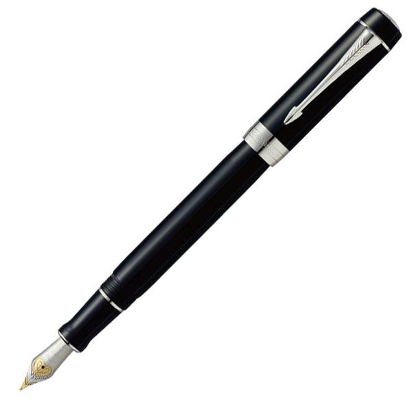 【お取り寄せ】パーカー(PARKER)デュオフォールド クラシック ブラックCT センテニアル 万年筆