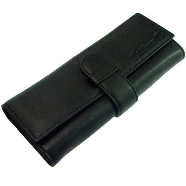 【お取り寄せ】ペリカン(Pelikan)FC-1 レザーケース ブラック 3本用