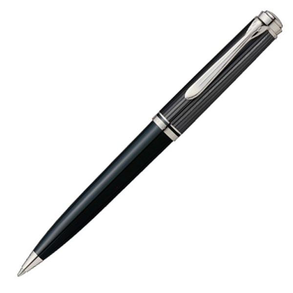 【お取り寄せ】ペリカン(Pelikan)スーベレーン K805 ブラックストライプ ボールペン