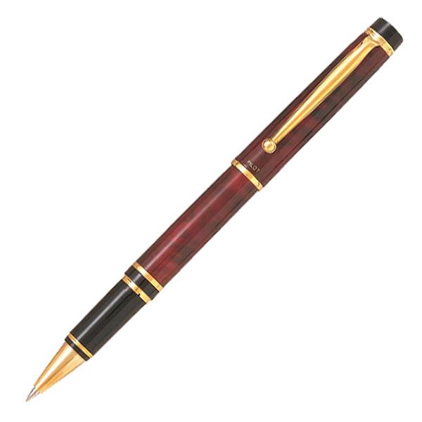 【お取り寄せ】パイロット(PILOT) グランセ ブラック&レッド LG-7SR-BR ゲルインクボールペン