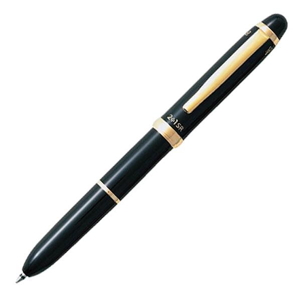【お取り寄せ】パイロット(PILOT) ツープラスワン SR ブラック BKH-3SR-B 多機能ペン