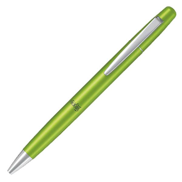 【お取り寄せ】パイロット(PILOT) フリクションボールノック ビズ ライトグリーン LFBK-2SEF-LG ボールペン