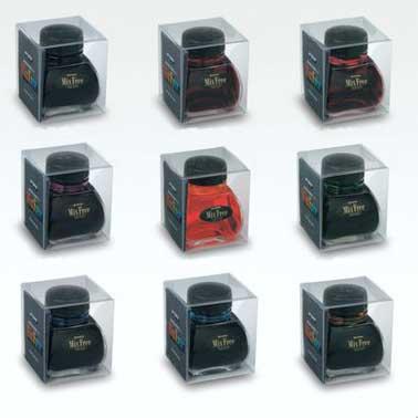 【即納可能】プラチナ萬年筆(PLATINUM) 水性染料インク ミクサブルインク 60cc INKM-1200