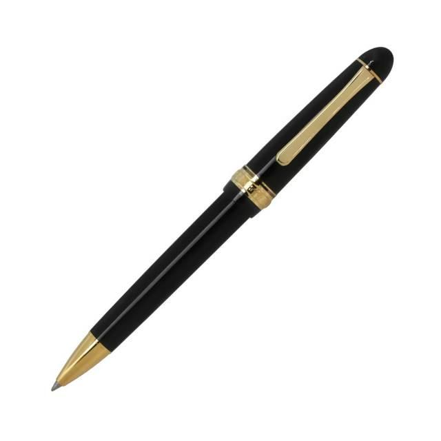 【お取り寄せ】プラチナ萬年筆(PLATINUM) #3776 センチュリー #7 ブラックダイヤモンド BNB-5000 ボールペン 3615070