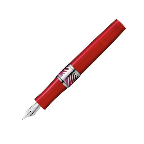 【お取り寄せ】ステイピュラ(Stipula)モナリザ フォッコレッド 万年筆