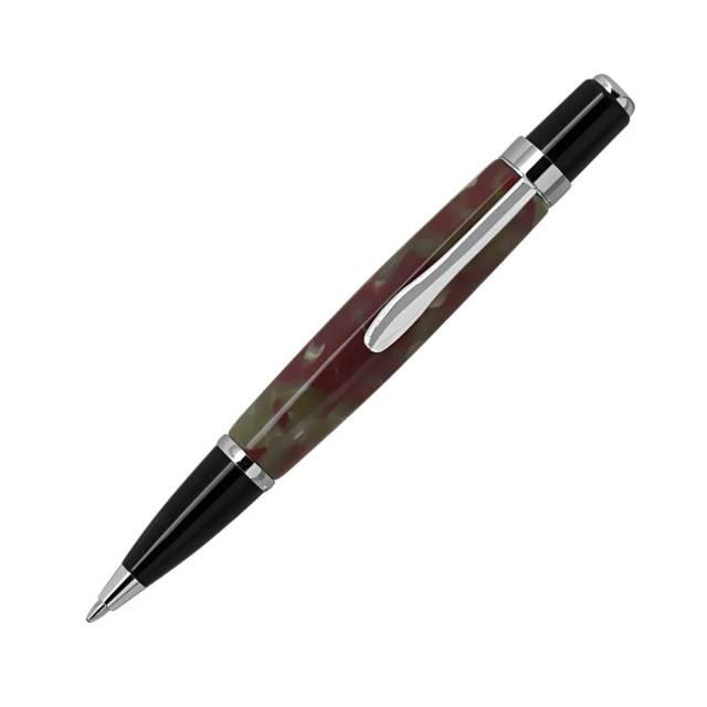 【お取り寄せ】モンテベルデ(Monnteberude) カリスマ レッド ボールペン