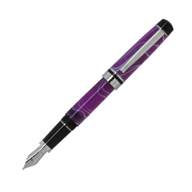 【お取り寄せ】モンテベルデ(Monnteberude) プリマ パープルスワール 万年筆