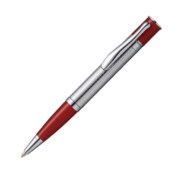 【お取り寄せ】モンテベルデ(Monnteberude) ミニジュエリア バーガンディバーレイ ボールペン