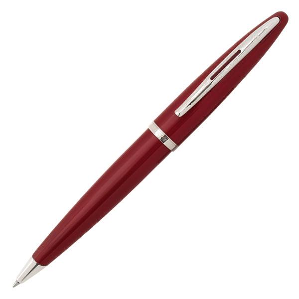 【即納可能】ウォーターマン(WATERMAN)カレン グロッシー・レッド ST ボールペン S2229332