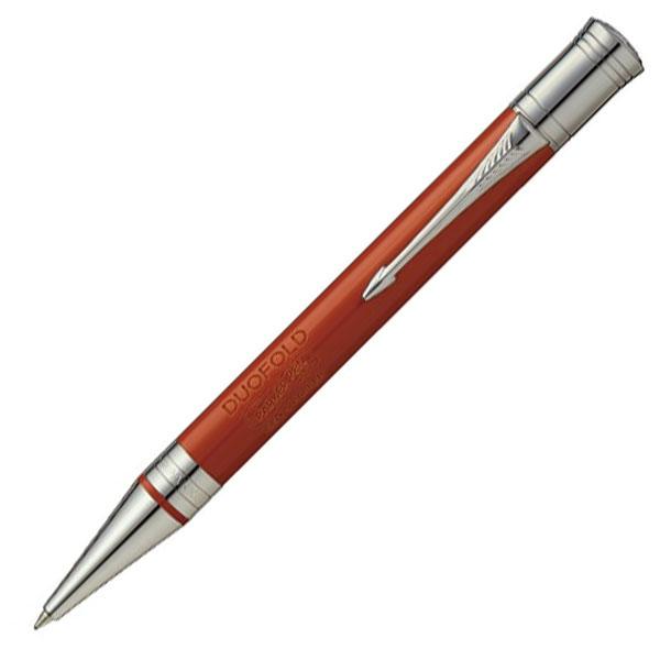 【お取り寄せ】パーカー(PARKER)デュオフォールド クラシック ビッグレッドCT ボールペン