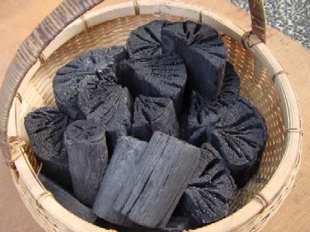 岩手ナラ切炭