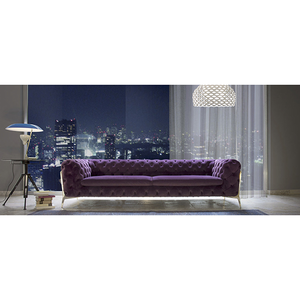 BELLE EPOQUE.1014|2.5-SEATER SOFA/2.5シーターソファ|CALIA ITALIA:イタリア|SF0001CLA