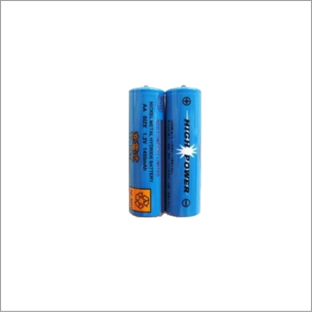 IC-R6付属ニッケル水素電池