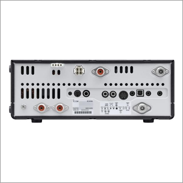 IC-9100背面
