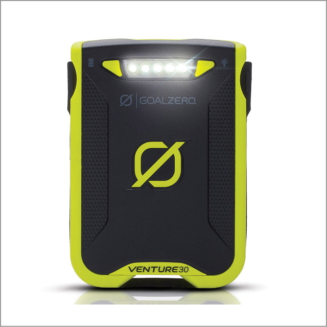 Venture 30 Recharger モバイルバッテリー