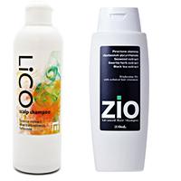 医薬部外品シャンプーZio ジオ+高濃度アミノ酸スカルプシャンプーLiCO リコ セット
