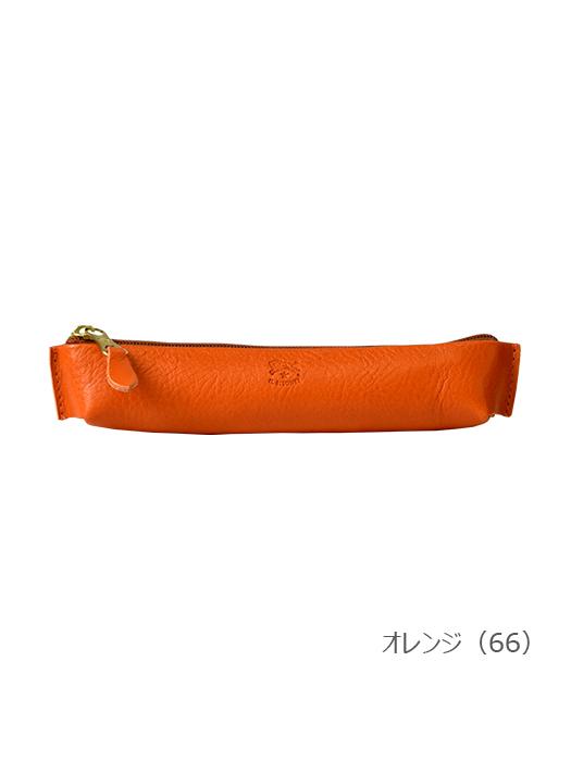 イルビゾンテ【ペンケース 5412305395】オレンジ