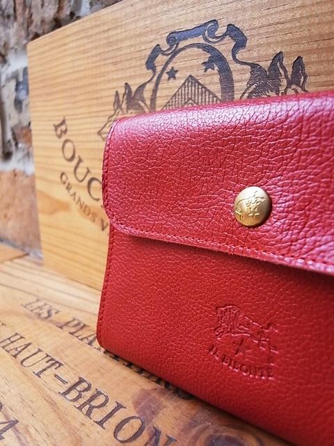 IL BISONTE イルビゾンテ 折財布 412229 通販 正規取扱い 新潟