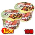 [農心]チャパゲティカップラーメン(大)/ジャージャー麺/1box 16個
