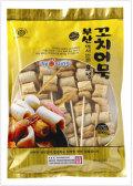 新鮮で美味しい本場釜山のヒョソンの串おでん! (800g)