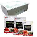 【韓国農協】100%韓国産材料のみ使用!キムチ3種セット/白菜キムチ1kg+チョンガクキムチ1kg+チカクテギ500g