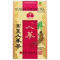 高麗人参茶を飲みやすくお茶に!体の中から健康に★高麗人参茶(紙箱)/3g×100包