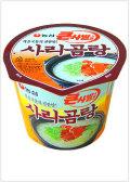 [農心] サリコムタン カップ麺〈大〉 (111g)