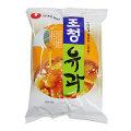 韓国を代表するお米のお菓子☆サクサク感が人気の揚げスナック。蜂蜜味!/農心 ジョチョンユガ/80g