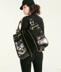 韓国トップスタイルブランド【shez】高級牛革2Waysバッグ