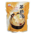 【韓国伝統健康食品】ファイン参鶏湯800g