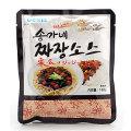 韓国の中華料理ジャジャン麺/黒ミソを麺にかけて召し上がる/宋家のジャジャン麺/ソース(150g)
