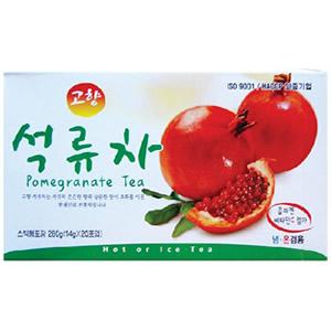 韓国伝統茶☆ザクロ茶 14gx20包☆ 韓国女性の長年愛される美容の秘訣!/コヒャン