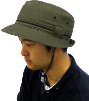 頭保護帽子 つまづきや転倒から頭をガードおしゃれ保護帽子【おでかけヘッドガード】:KM-1000S(アルペンタイプ)