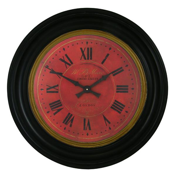 ロジャーラッセル RogerLascelles 掛け時計 Traditionally Framed Moore Dial Clock  50cm RWB-MOORE